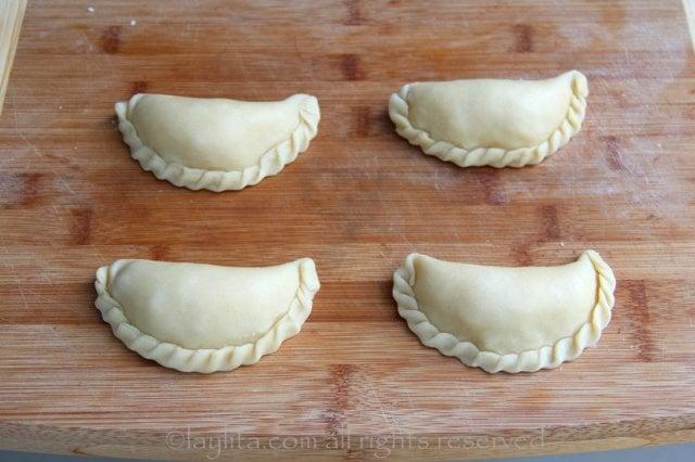 Como fazer massa de empanadas