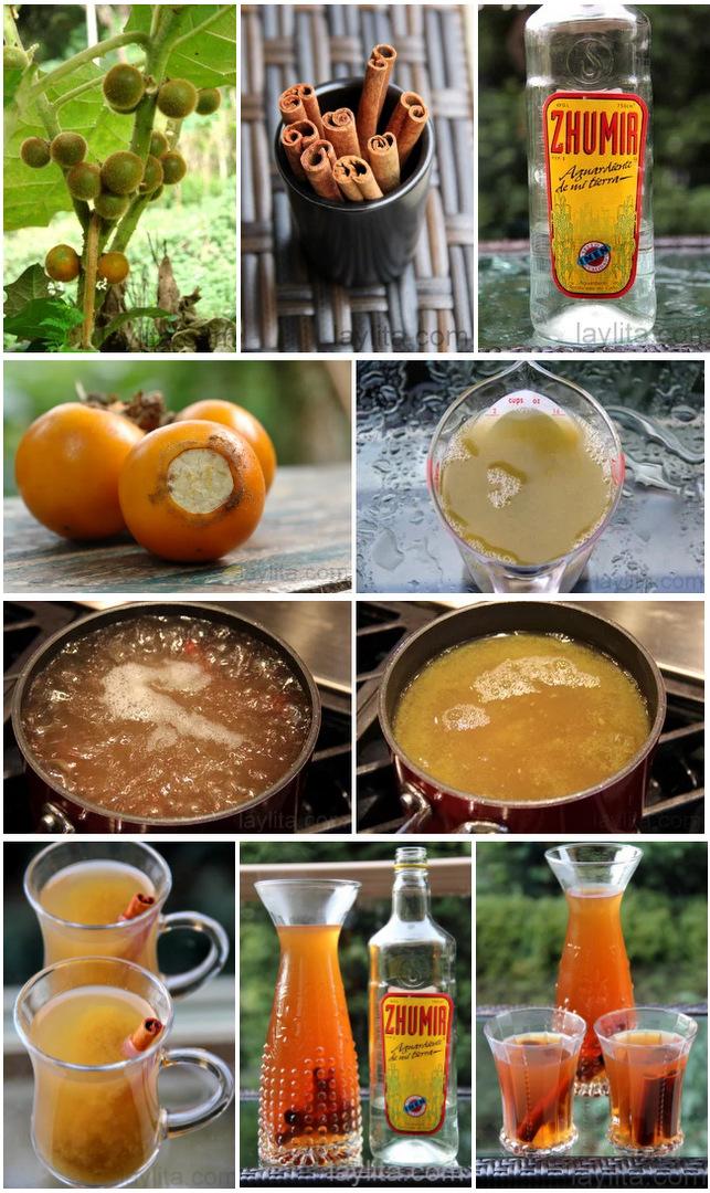 Como fazer canelazo e naranjillazo bebidas condimentadas