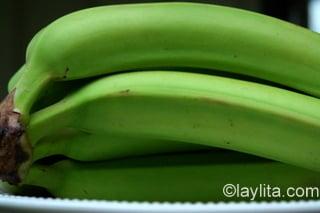 Modo de preparar Salgadinhos fritos de banana (chifles)