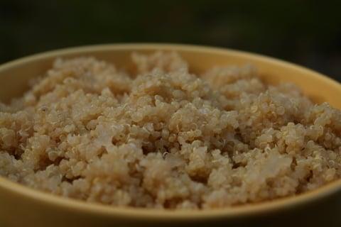 Receta basica para cocinar quinua