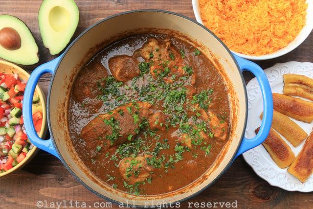 Como hacer el seco de gallina o seco de pollo ecuatoriano