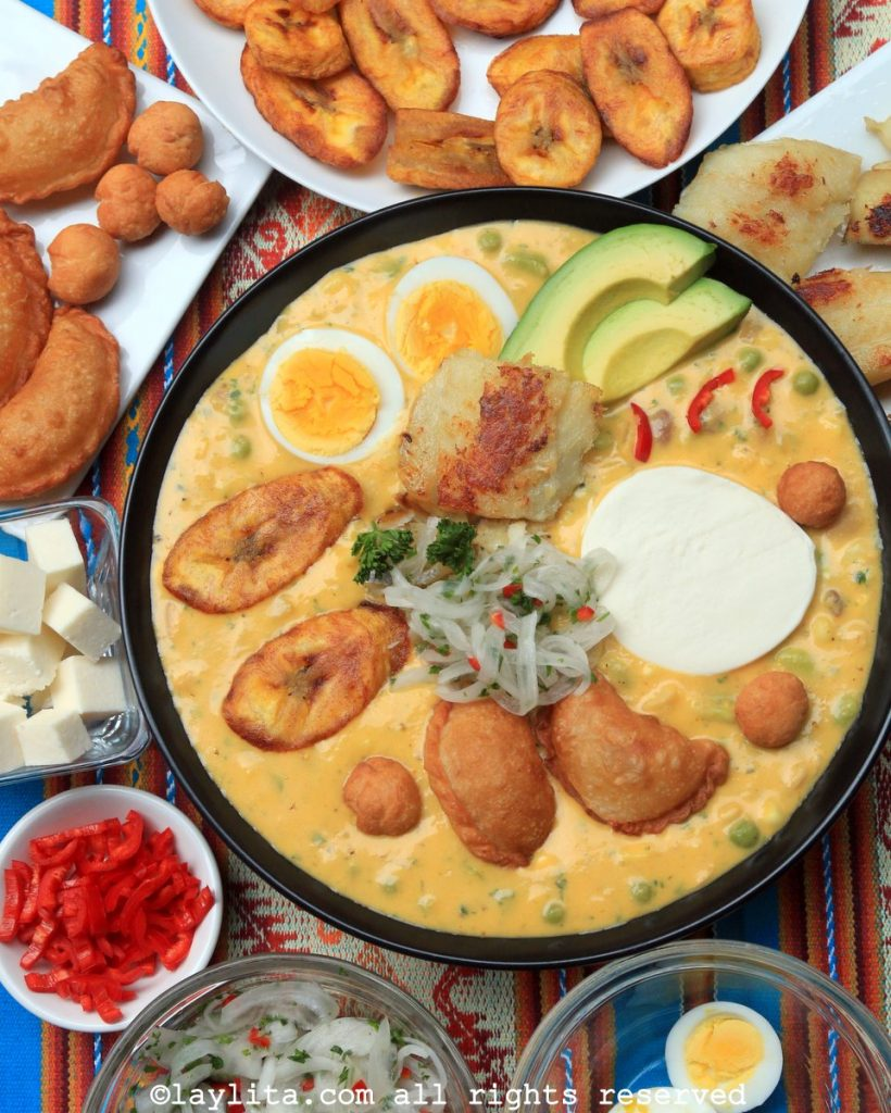 Fanesca - receta ecuatoriana para la Semana Santa