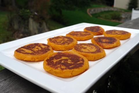 Llapingachos o tortillas de papa