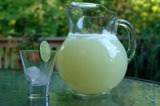 Receta facil para limonada