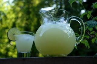 Limonada para el verano