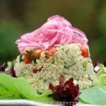 Receta de la ensalada de quinua