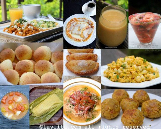 Recetas de desayunos ecuatorianos