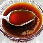 Miel de panela con canela y clavo de olor