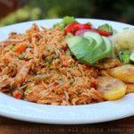 Arroz con pollo o pavo – Versión fácil