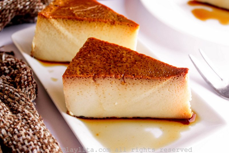 Receta del quesillo venezolano