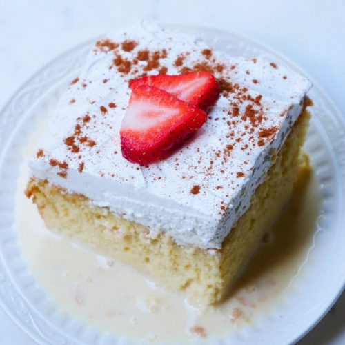 Pastel O Torta Tres Leches Recetas De Laylita