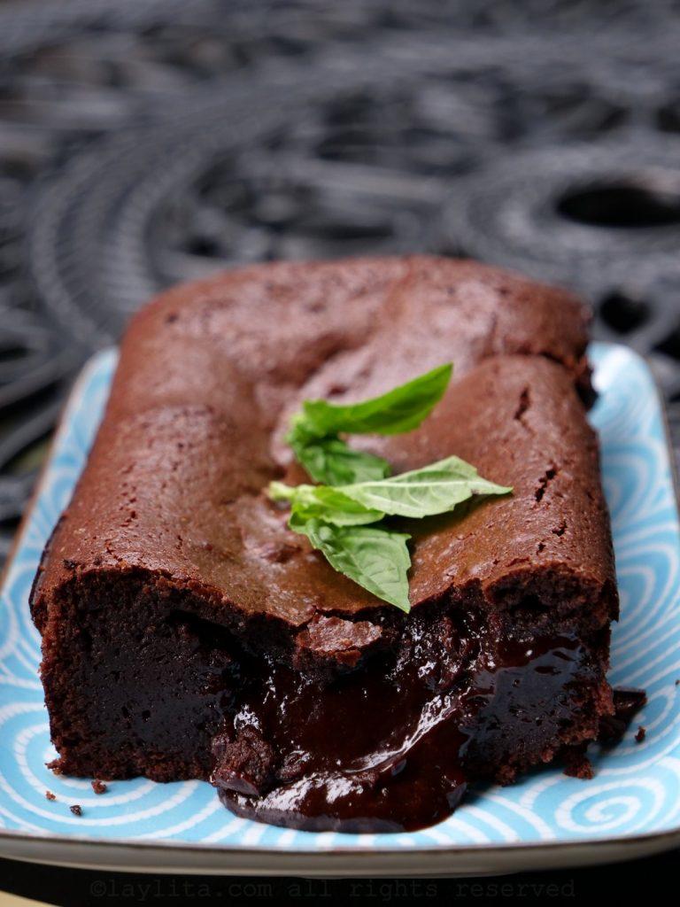 Torta de chocolate francesa