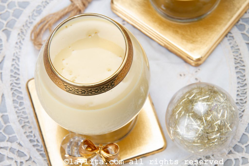 Ponche crema venezolano