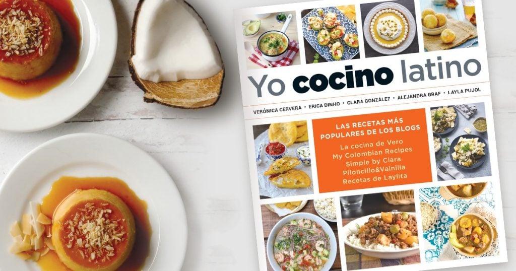 Libro de recetas Yo Cocino Latino
