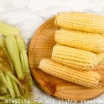 Maíz tierno, jojotos, elotes, choclos para preparar cachapas