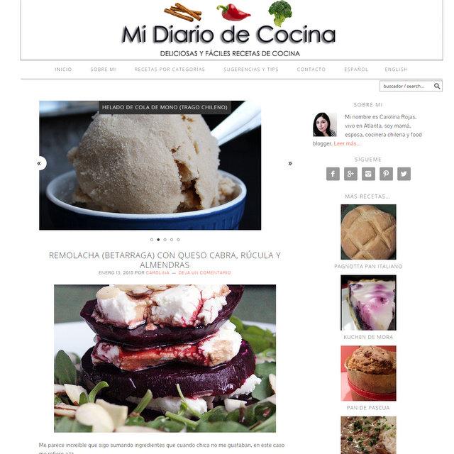 Cocina Y Recetas | Los Mejores Blogs De Cocina En Espanol