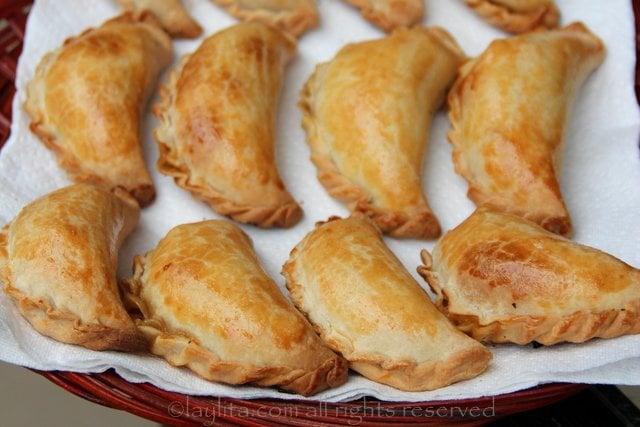 empanadas argentinas recetas al horno