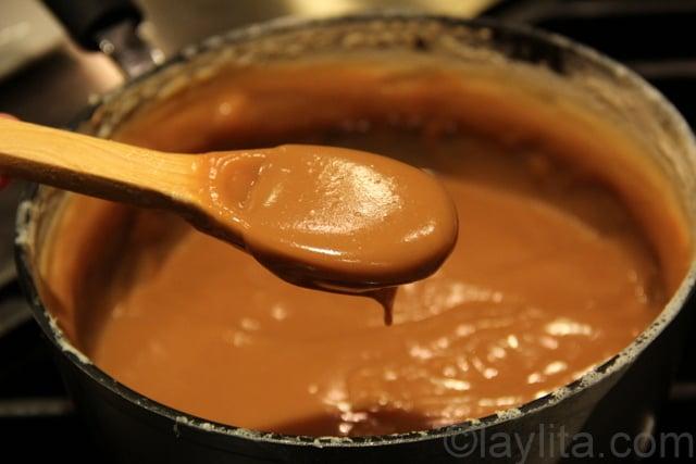 como hacer dulce de manjar blanco