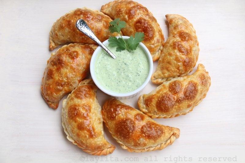 recetas de empanadas de atun