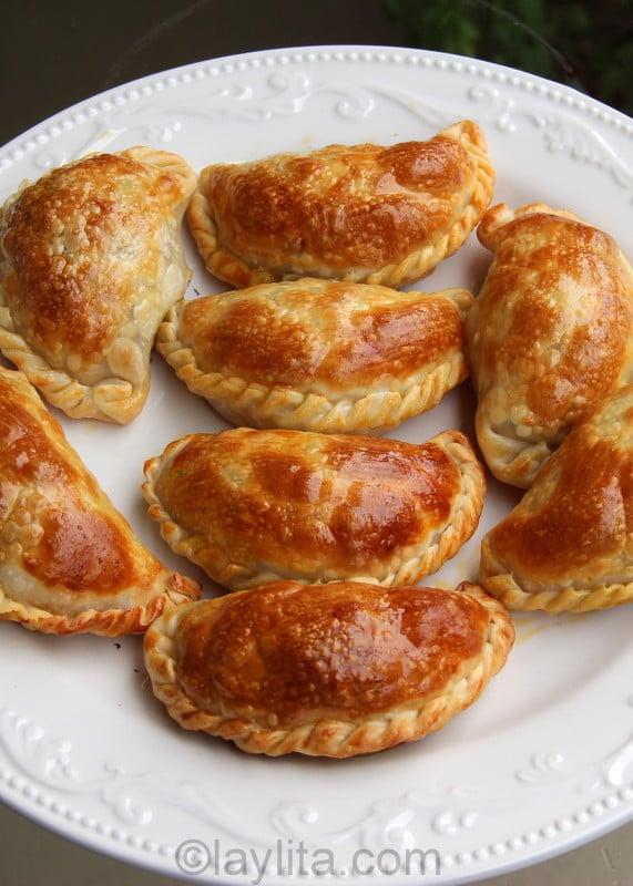 Empanadas de pollo