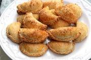 Empanadas dulces de calabaza o zapallo