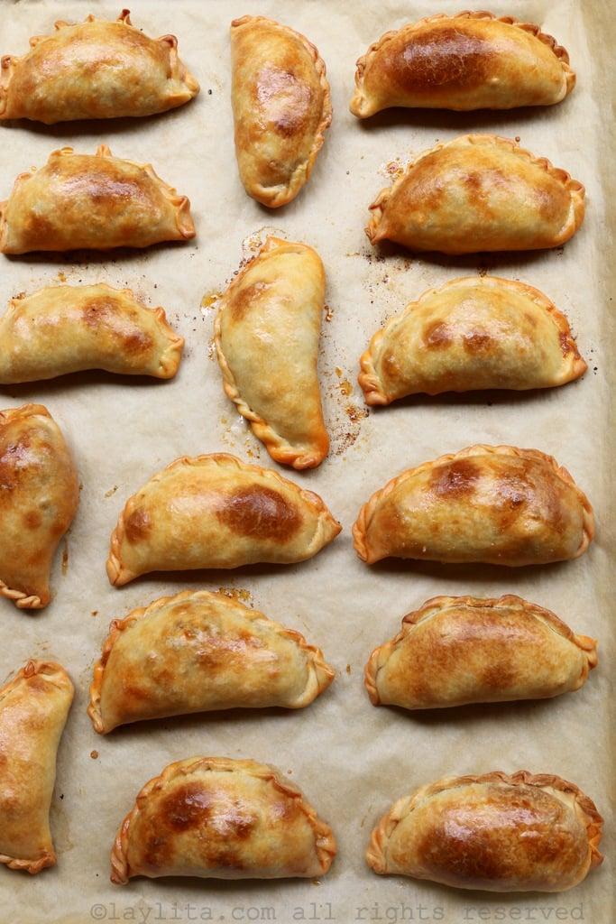 Empanadas mendocinas al horno