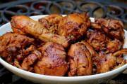 Receta de la fritada de gallina
