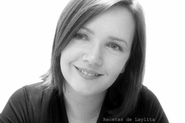 Layla Pujol, autora del blog Las Recetas de Laylita