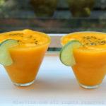 Margarita de mango y maracuyá
