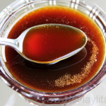 Miel de panela {Miel de caña o piloncillo}