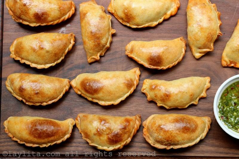 Receta de las empanadas mendocinas