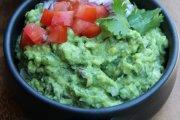 Receta para guacamole