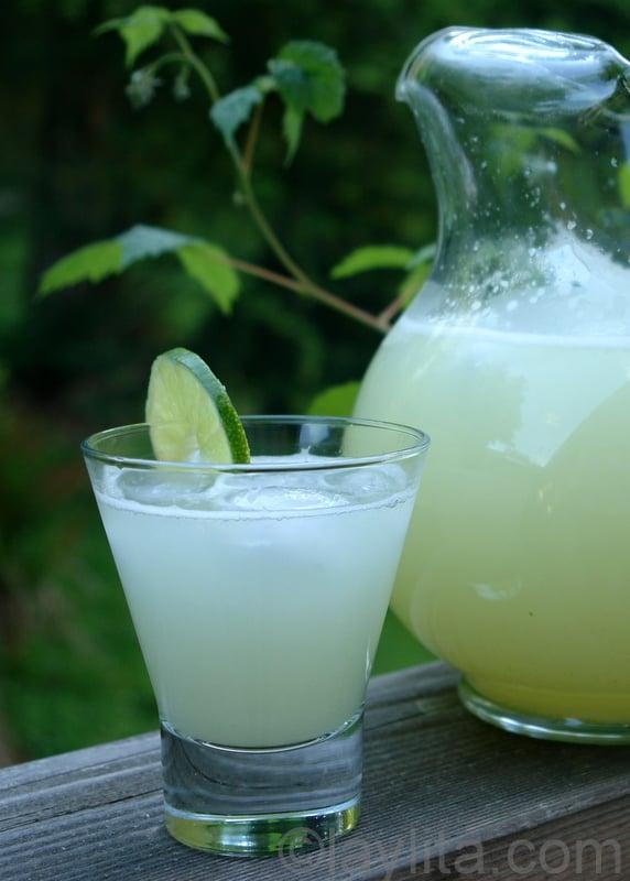 Receta para limonada