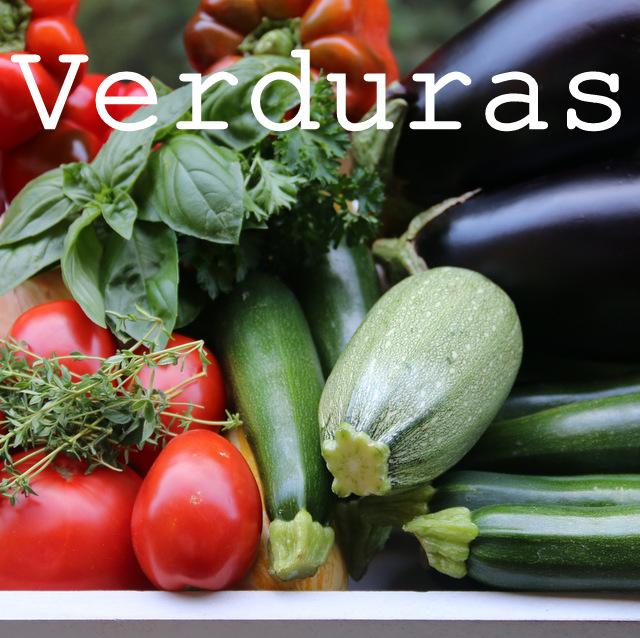 Recetas con verduras o vegetales