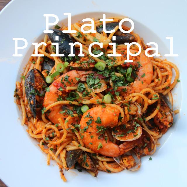 Recetas de platos principales