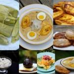 Recetas ecuatorianas para Semana Santa