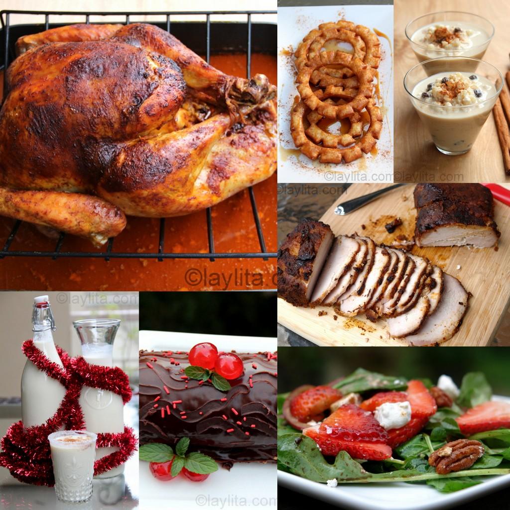recetas para nochebuena y navidad