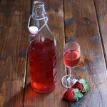 Como preparar tequila de fresa o frutilla
