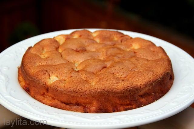 Cake de manzana o Pastel de manzana