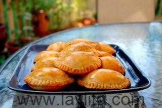 Preparação para Empanadas Argentinas