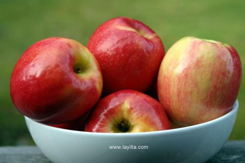 Pommes de l'état de Washington