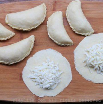 Comment préparer la pâte pour empanadas en friture à la poêle