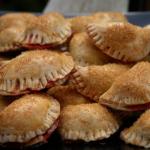 Empanadas à la fraise