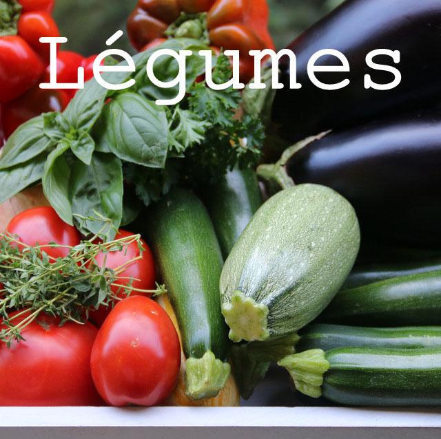 Recetes légumes