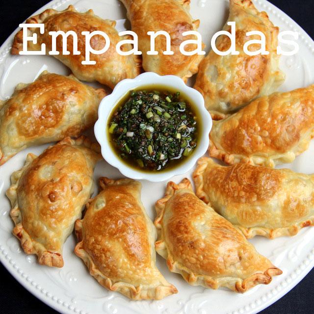 Recettes d'empanadas