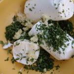 Recette du fromage de chèvre aux herbes et à l'ail