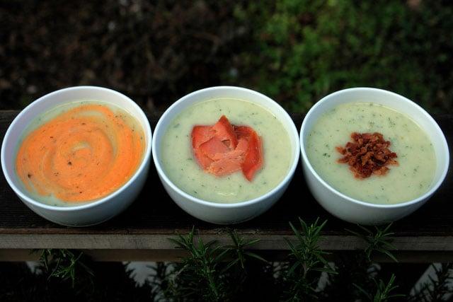 La soupe au céleri-rave