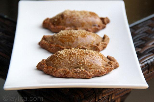 Empanadas aux poires