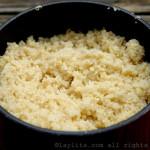 Méthode très simple pour cuire le quinoa