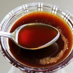 Mélasse de canne à sucre